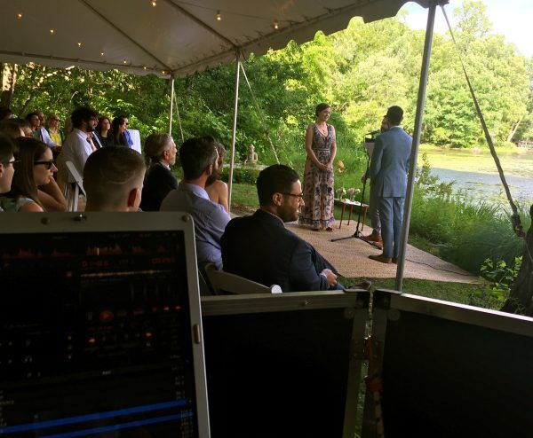Lakefront Wedding in south salem ny Westchester county