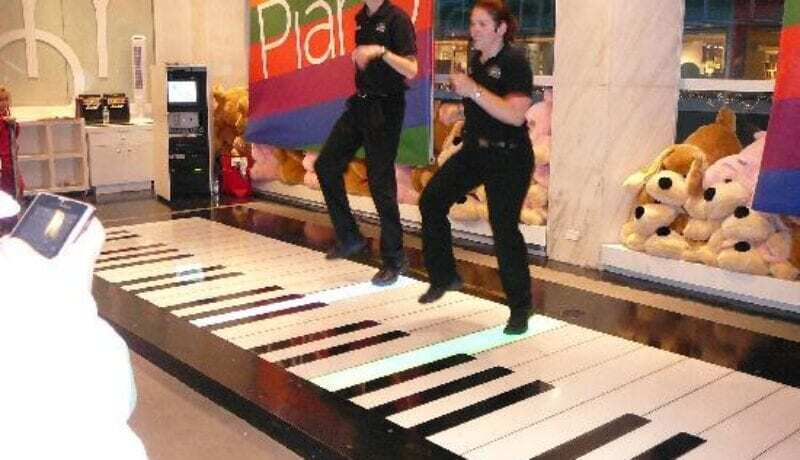 Big Piano for your next event