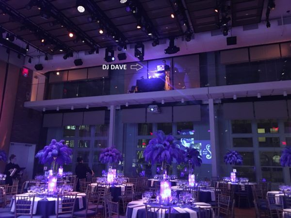 best dj best event space carnegie hall nyc